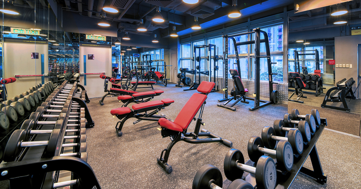 Fitness first olympia plaza gym fitness centre in hong kong