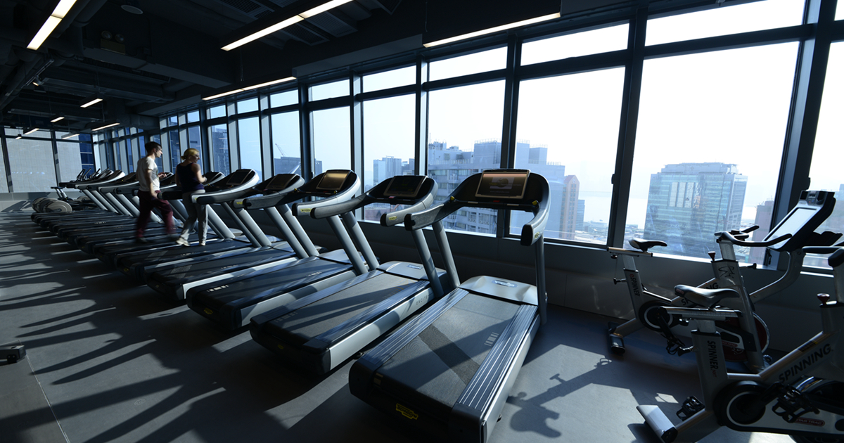 Fitness first one pacific centre gym fitness centre in hk