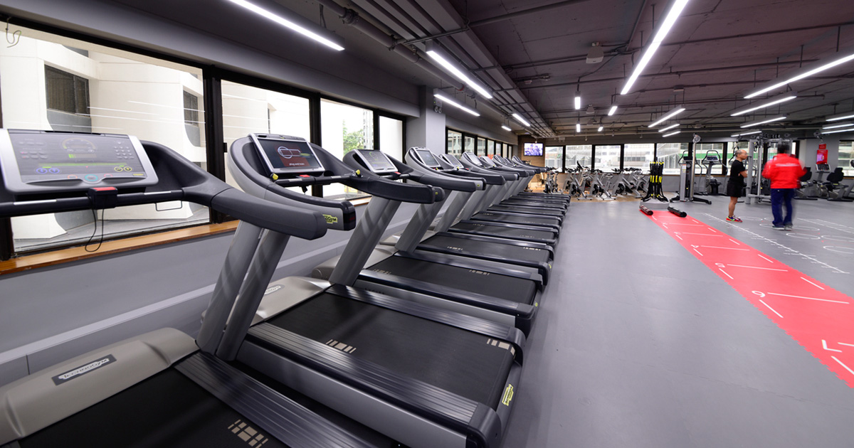 Fitness first harbour city gym fitness centre in hong kong