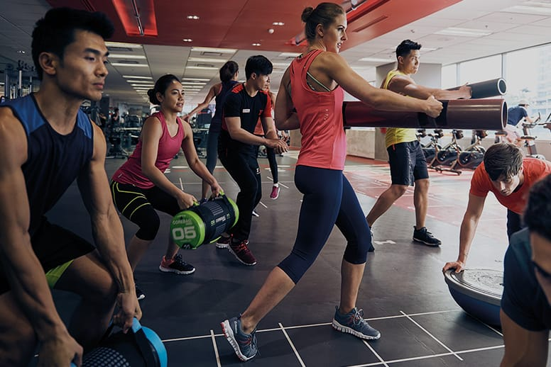 Fitness First Hong Kong Timetable